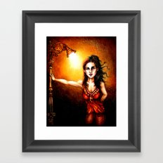I Have a Light Framed Art Print