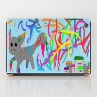 Artistic Kitten  iPad Case