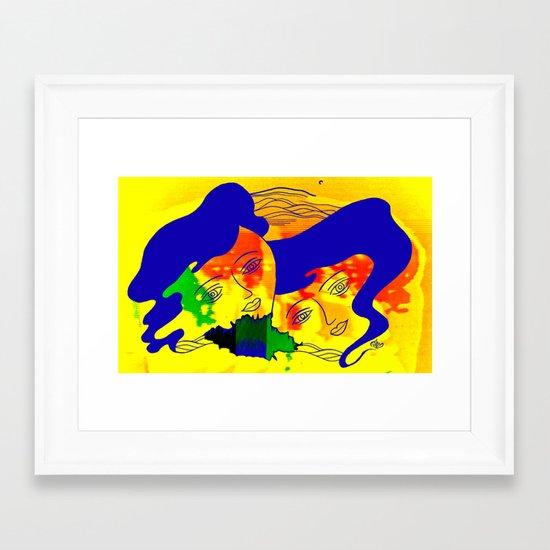 """""""Gossamer"""" by Steven Fiche Framed Art Print"""