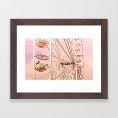 Wheel of Fortune 1 Framed Art Print