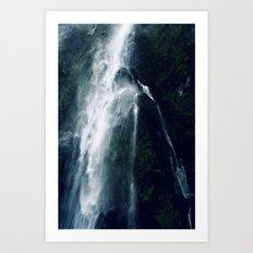 Bowen Falls (3) Art Print