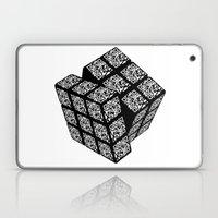 Qr Cube Laptop & iPad Skin