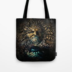 The Stone Sorcerer Tote Bag