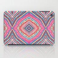 Bright Gypsy Bohemian Ab… iPad Case