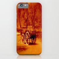 Wagon Wheels iPhone 6 Slim Case