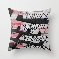 PD3: GCSD35 Throw Pillow