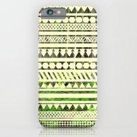 Geometric Woods iPhone 6 Slim Case