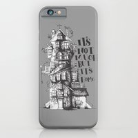a humble residence iPhone 6 Slim Case