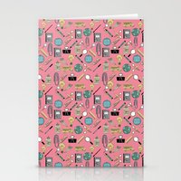 Back to school 3 Stationery Cards