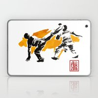 Capoeira 1018 Laptop & iPad Skin