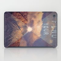 FIND YOUR SELF iPad Case