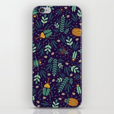 Pattern [insects / bugs] iPhone & iPod Skin