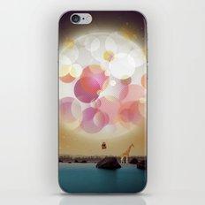 L'Amoureux Melancolique iPhone & iPod Skin