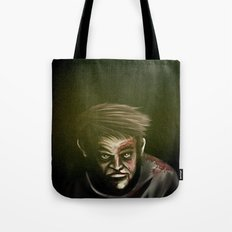 I will not give up, ever. Tote Bag