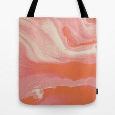 Marble Y  II Tote Bag