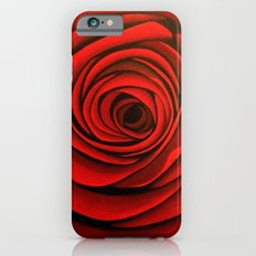 Red 1 iPhone 6 Slim Case