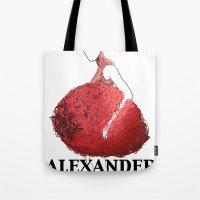 Alexander McQueen Tote Bag