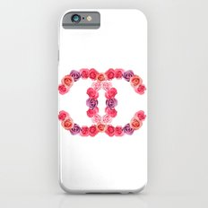 channel of roses iPhone 6s Slim Case