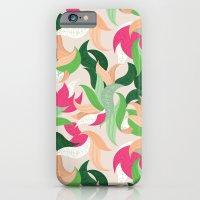 iPhone & iPod Case featuring Tropico by La Señora