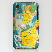 iPhone 3Gs & iPhone 3G Cases featuring Unborn Moment by Archan Nair