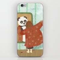 iPhone & iPod Skin featuring Bamboo (Bambouseraie) by Anastassia Elias