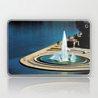 The Fountain at The Point Laptop & iPad Skin