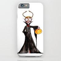 Vampire Girl iPhone 6 Slim Case