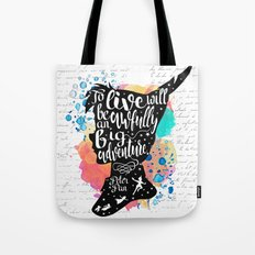 Peter Pan - To Live Tote Bag