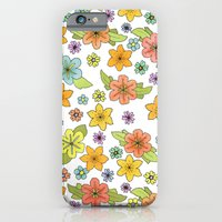 Flowers No. 2 iPhone 6 Slim Case
