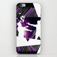 To Infinity and Goodbye iPhone & iPod Skin