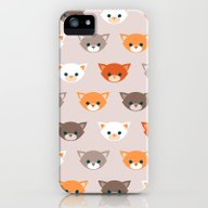 Cats, Cats, Cats iPhone (5, 5s) Slim Case
