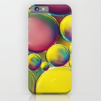 Abstract Oil Drops V iPhone 6 Slim Case