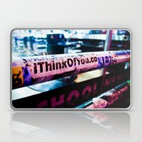 I Think Of You Laptop & iPad Skin
