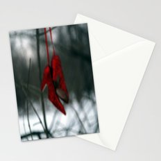Ruby Red Slippers ~There's  No Place Like Home Stationery Cards