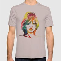 Girl Mens Fitted Tee Cinder SMALL