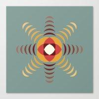 Good Vibratons [Sage] Canvas Print