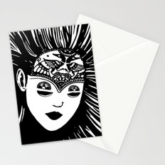 Get away from me (Sorceress) Stationery Cards