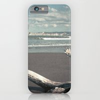 iPhone & iPod Case featuring Poverty Bay by Hilary Upton