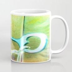 heart key Mug