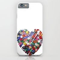 iPhone & iPod Case featuring XOX by Eternal