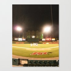 Take me out to the ball game Canvas Print