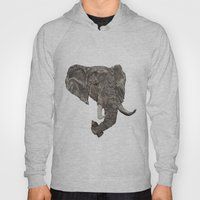 Street Elephant Hoody