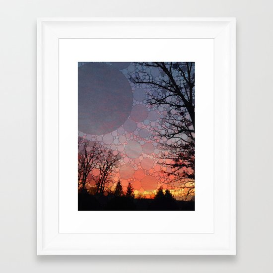 Neverland Framed Art Print