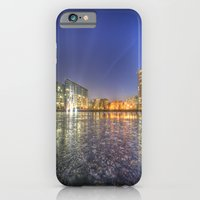 iPhone & iPod Case featuring Winter nights by Cozmic Photos