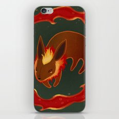 Flareon iPhone & iPod Skin