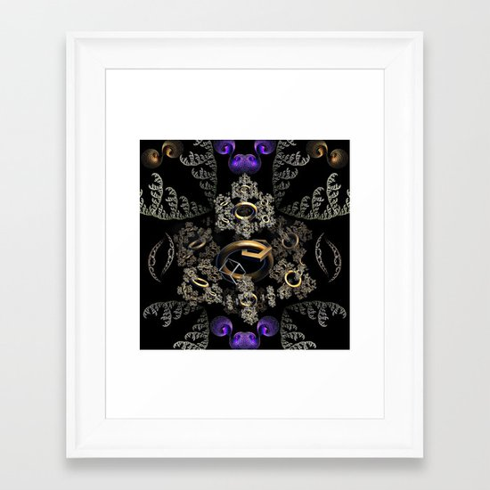Lord of the Rings (3) Framed Art Print