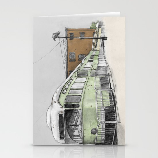 Red Hook Stationery Card