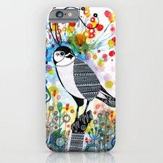 Happy hawk iPhone 6 Slim Case