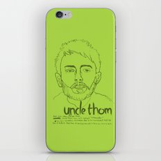 Uncle Thom iPhone & iPod Skin