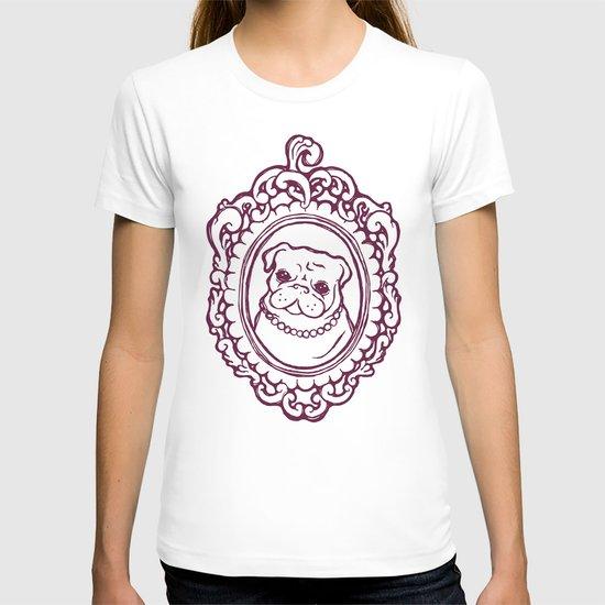 Pug Princess T-shirt